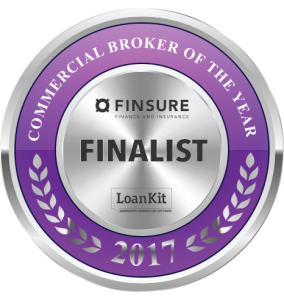 Commercial Broker of the Year 2017 Finalist